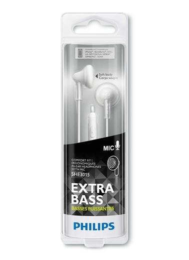 SHE3015TL/00 Mikrofonlu Kulakiçi Kulaklık-Philips